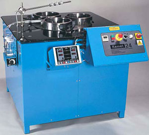 Kemet 24 lapping machine