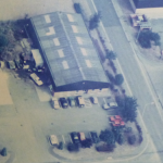 Aerial Photo taken in the 1980′s